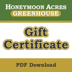 Honeymoon Acres gift certificate (PDF download).